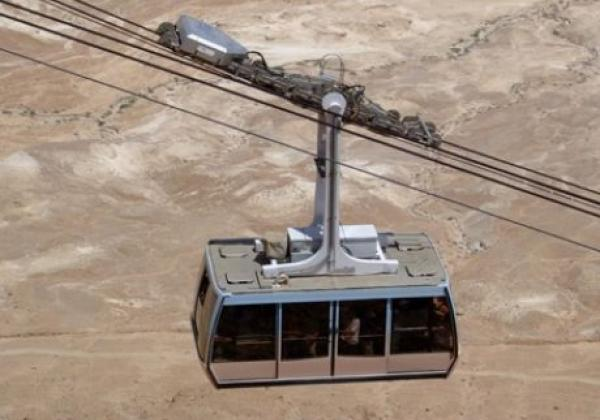 massada-cable-car