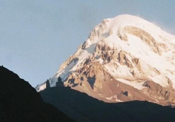 kazbegi-berg