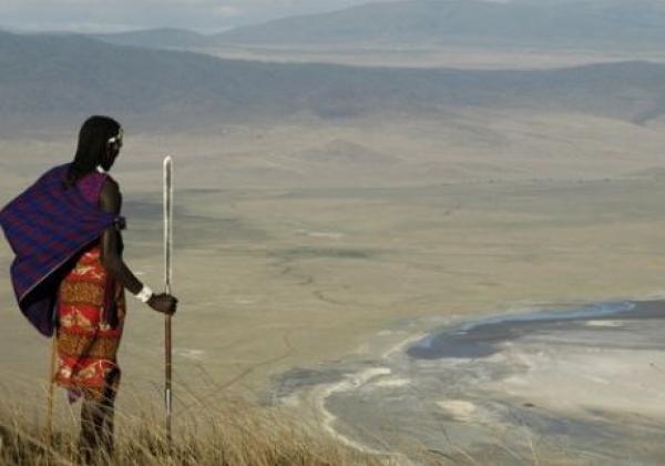masaai-ngorogoro