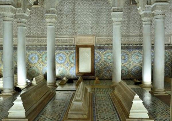 marrakech-gräber-