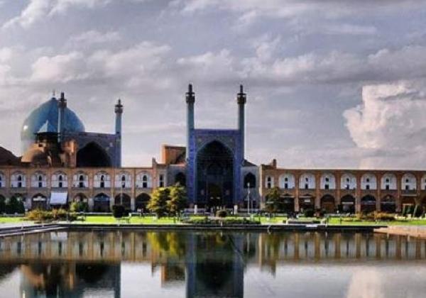 isfahan . naqsche jahan Palatz