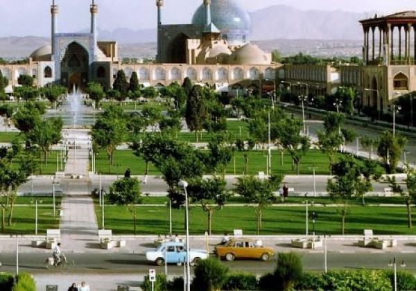 Isfahan naqsche Jahan palatz