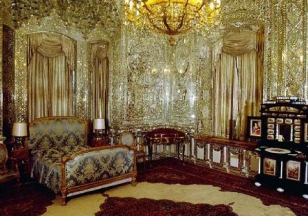 Teheran Golestan palast.