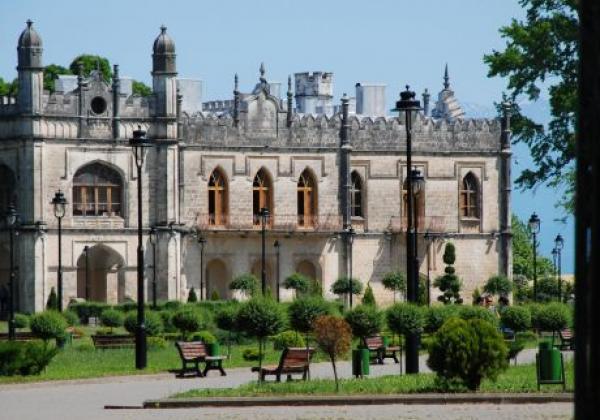 zugdidi,-dadiani-palace