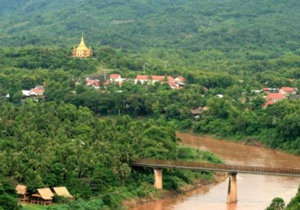 laos-view-from-phousi-mount.