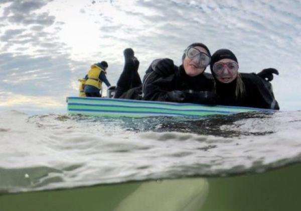 aquagliding