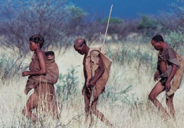 buschman-in-der-kalahari