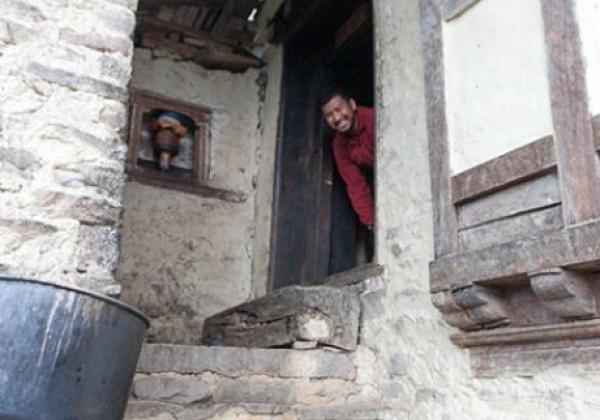 bhutan-tempel