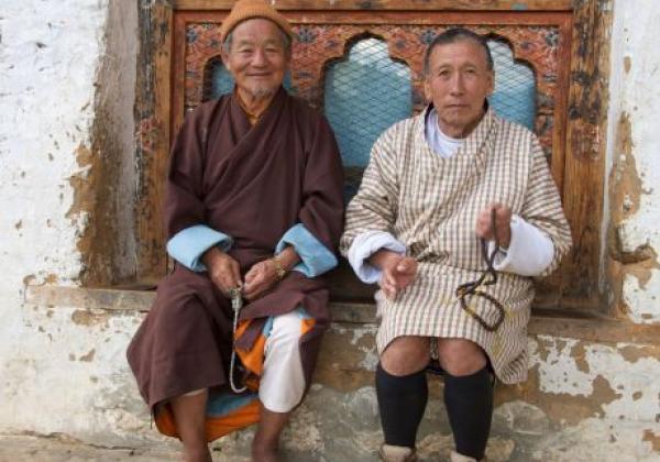bhutan-menschen