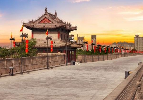 historische-stadtmauer-xian