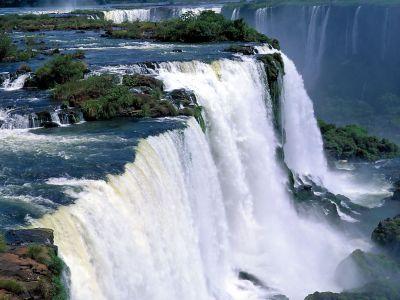 Igazú Wasserfälle Argentinien