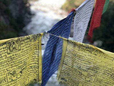 bhutan-gebetsfahnen