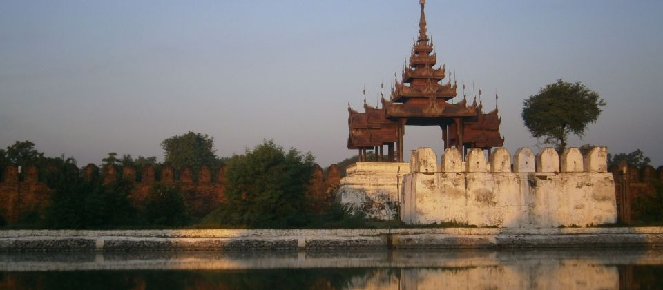 Myanmar Highlights Group Tour (valid->Oct17)