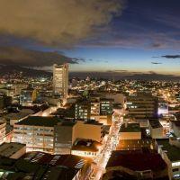 costa-rica-san-jose-skyline-view