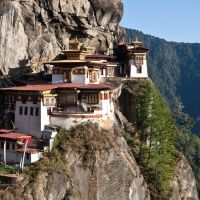 <p>Tigers Nest Tempel in Paro</p>