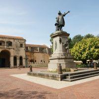 dominican-republic---monuments,-christopher-columbus,-city-tour
