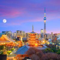 tokio-skyline