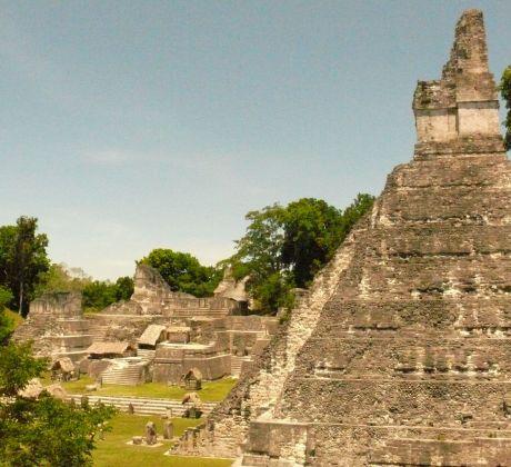 Tikal Mayastätten