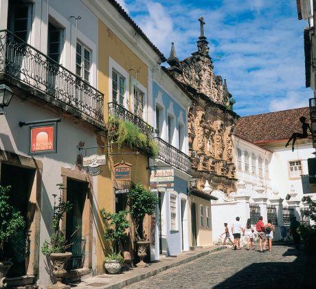 Salvador da Bahia Altstadt