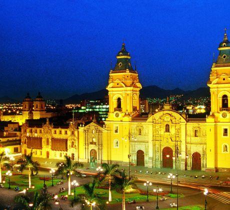 Kathedrale Plaza de Armas