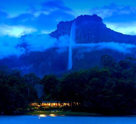 Salto Angel höchste Wasserfälle der Welt