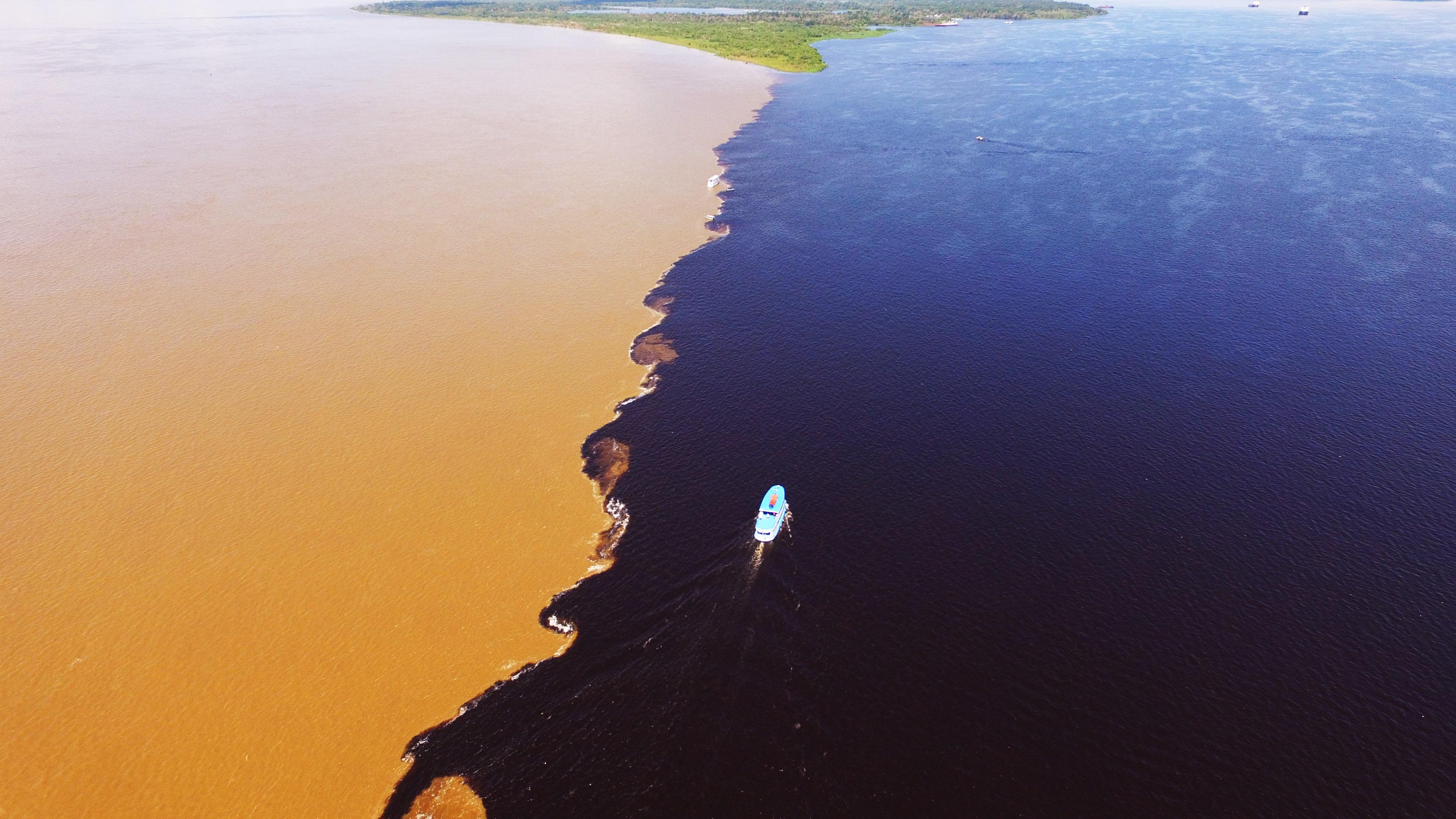 Meeting of the Waters Brasilien