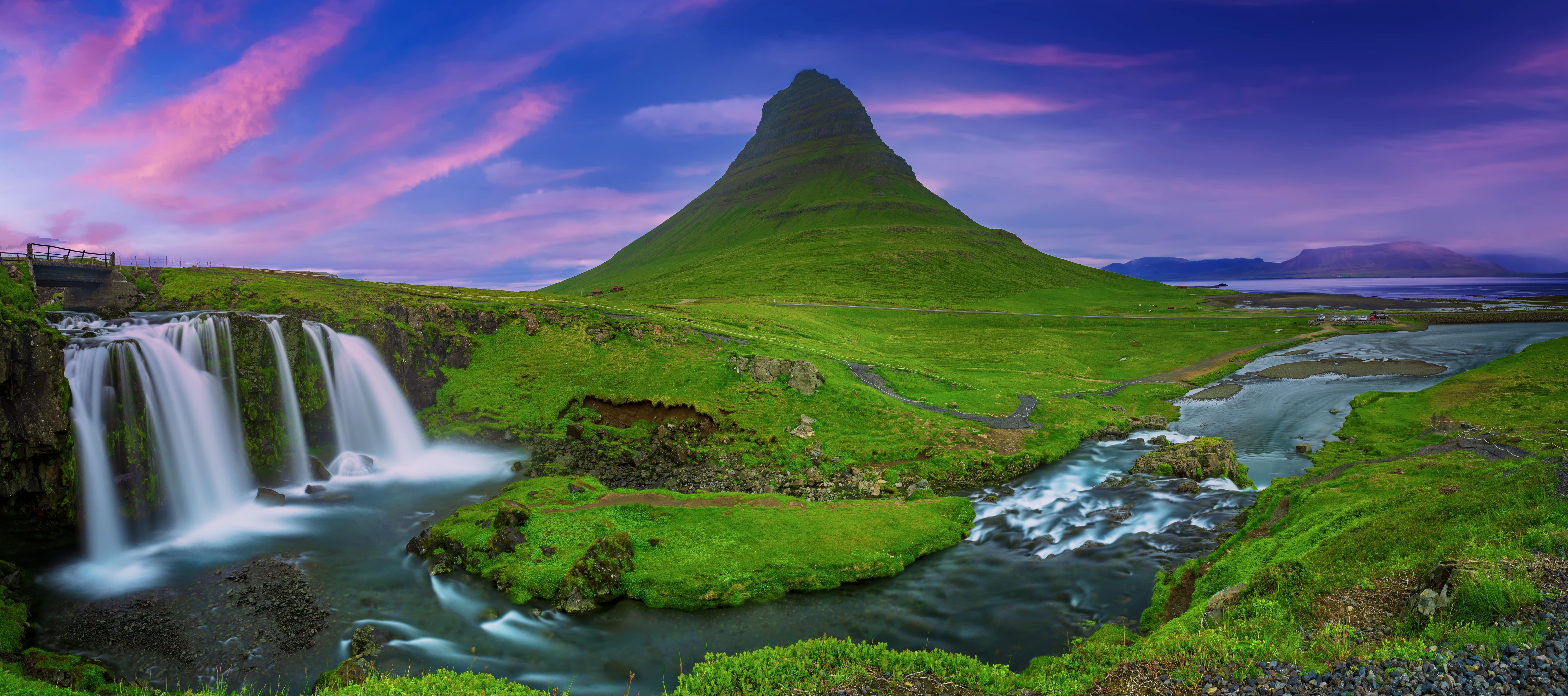 Kirkjufell Berg auf Snaefellsnes