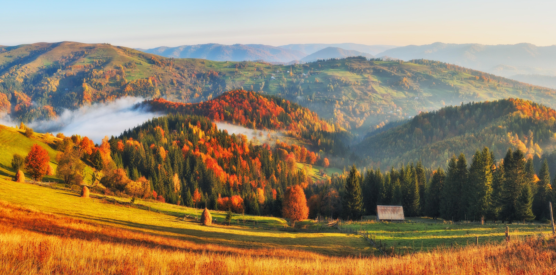 Karpaten Rumänien