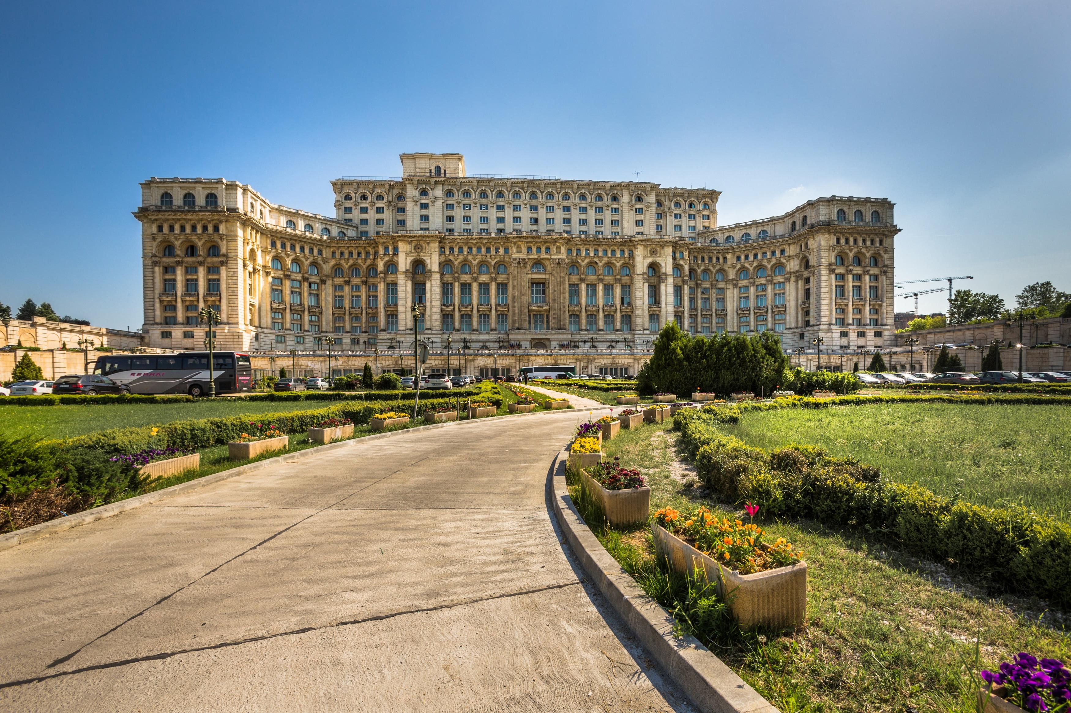 Parlamentspalast Bukares